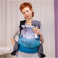 Май-рюкзак DI SLING Adapted Blue Diamond (2 размер), фото 1