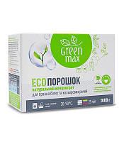 Натуральный стиральный порошок Эко Green Max