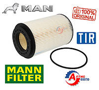 Топливный фильтр Man Tga, Tgs, Tgx, Tgl, Tgm для грузовика Ман топливная система Mann FILTER PU1059X