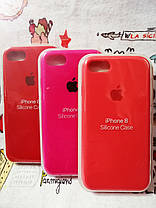 Силиконовый чехолApple Silicone CaseдляiPhone 7 / 8 - Color 13, фото 2