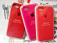 Силиконовый чехолApple Silicone CaseдляiPhone 7 / 8 - Color 13, фото 3