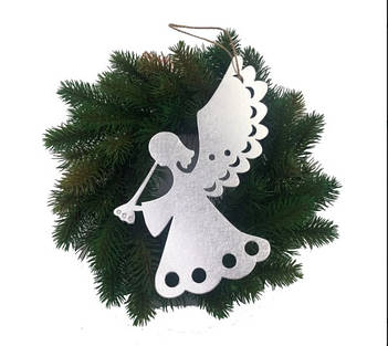 Подвесные ангелочки декор