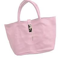 Женская сумка lady bag B Светло-розовая (S05208)
