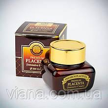 Крем с плацентой для ухода за зрелой кожей 3W Clinic Premium Placenta Intensive Cream 50 ml
