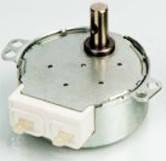 Мотор вращения тарелки СВЧ (металлический вал) MT220-3