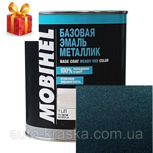 Автокраска Mobihel металлик 189 MERCEDES 1л.