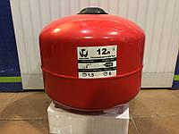 Бак расширительный для систем  отопления 12 л. круглый LIDER PUMPS