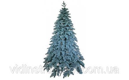 Ель Новогодняя литая 210см Роял (голубая), фото 2
