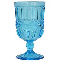 Бокал стеклянный Volcano синий - 209416