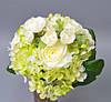 Букет из роз и гортензии SKL11-209181