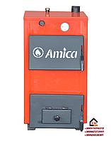 Amica Optima (Амика Оптима) котел на твердом топливе мощностью 14 кВт