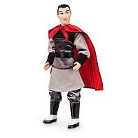 Disney Li Shang Classic Doll - Mulan Классическая кукла Ли Шанг - Мулан