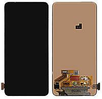 Дисплей для Samsung A805 Galaxy A80 (2019), A90 5G 2019, модуль в зборі (екран і сенсор), черный, оригінал