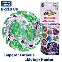 Бейблейд Император Форнеус B-118 07 Emperor Forneus 1 Meteor Hunter Takara Tomy
