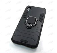 Противоударный защитный чехол KEYSION для Xiaomi Redmi 7A Цвет Чёрный, фото 1