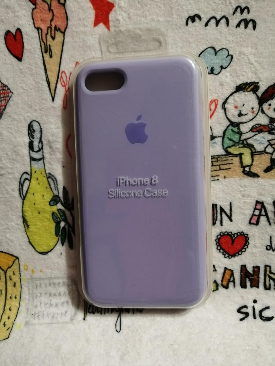Силиконовый чехолApple Silicone CaseдляiPhone 7 / 8 - Color 29