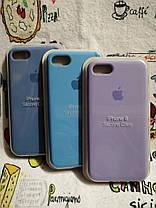 Силиконовый чехолApple Silicone CaseдляiPhone 7 / 8 - Color 29, фото 2