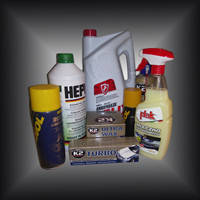 Автохимия и технические жидкости