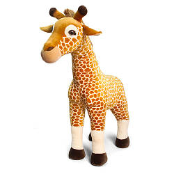 Мягкая игрушка Огромный плюшевый жираф 1 метр