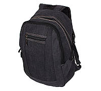 Рюкзак мужской текстильный 303362-3Black Черный