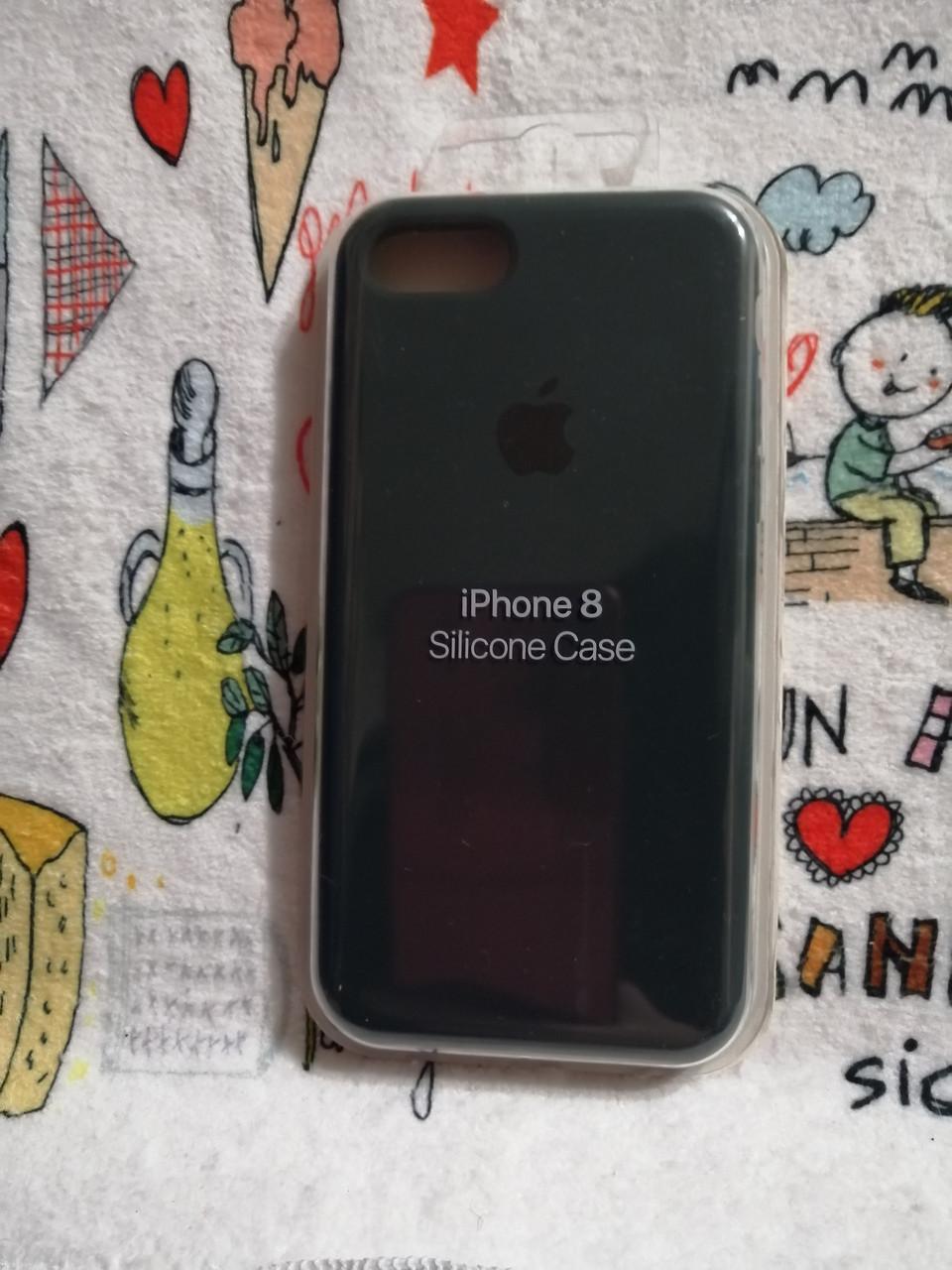 Силиконовый чехолApple Silicone CaseдляiPhone 7 / 8 - Color 32