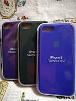 Силиконовый чехолApple Silicone CaseдляiPhone 7 / 8 - Color 32, фото 2