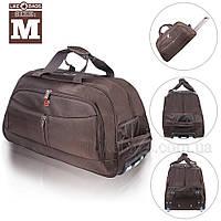 Дорожная сумка стильная на колесах Wallaroo, фото 1