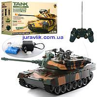 Игрушка Танк для мальчиков на радиоуправлении 2865-1