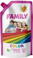 """Гель для стирки цветного белья """"Family color"""" 2 л (25 стирок)"""