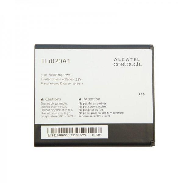 Аккумулятор для Alcatel One Touch 5050X / TLi020A1, 2000 mAh Оригинал