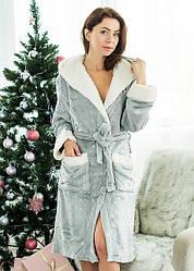 Плюшевый халат. Англия. MasQ 689