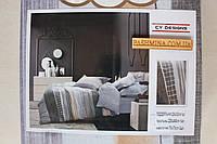 Постельное белье байка (фланель) евро фирмы Koloco 731-12