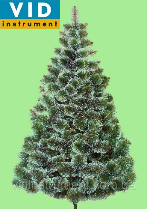 Сосна Новогодняя заснеженная 250 см (Pine Snow)