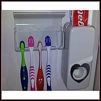 Автоматический дозатор зубной пасты и держатель для щеток Kaixin Touch me