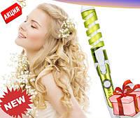 Спиральная плойка для завивки волос Perfect Curl RZ 118 стайлер для волос перфект курл +подарок, Акция!