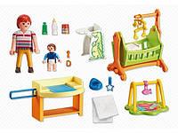 Конструктор Playmobil Детская комната с люлькой (5304)