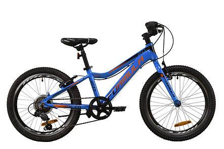 """Велосипед детский 20"""" Formula Acid 14G Vbr 2020 алюминиевая рама 11"""", фото 2"""