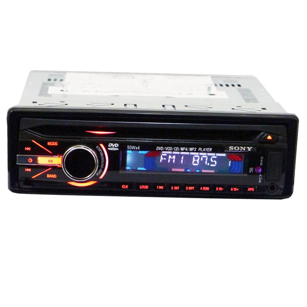 Автомагнитола CDX-GT490U с DVD (S05525)