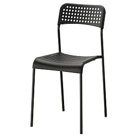 IKEA ADDE Стілець, чорний (902.142.85)