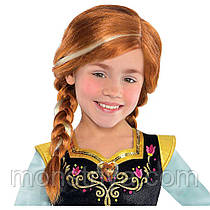 Детский парик Анны Холодное сердце/ Frozen