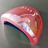 LED UV Лампа Sun One для маникюра 48вт, ярко-розовая