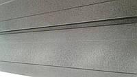 Фасадная панель  тип A 210/235 металлическая, Rogosteel Китай  (глянец Zn100  0,4мм) (Навесной вентилируемый фасад)