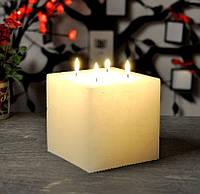 Свеча растикальная квадрат 130х110 SKL11-209106