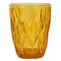 Стакан Rhombus large 250 мл желтый - 209379