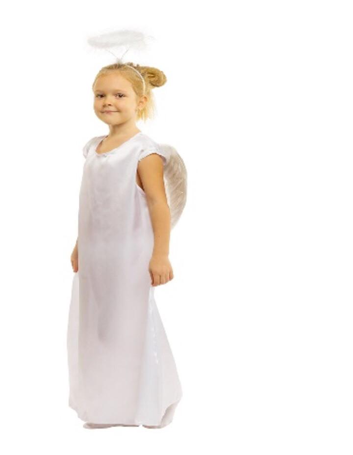 Карнавальный костюм Ангел девочка