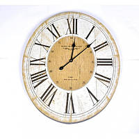 Часы настенные белые SKL11-207956