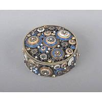 Шкатулка металлическая SKL11-209763, фото 1