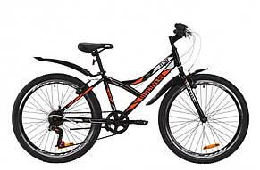 """Велосипед для мальчика и девочки 24"""" Discovery Flint 2020 стальная рама 14"""", фото 2"""