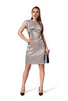 Праздничное платье полуприлегающего силуэта.Разные цвета, фото 1