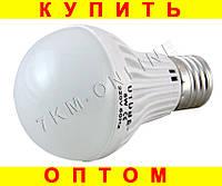 LED светодиодная лампа 3W e27
